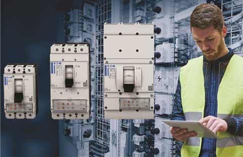 Eaton запускает низковольтный автоматический выключатель NZM нового поколения