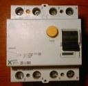 Proudový chránič MOELLER 25A-230/400 V