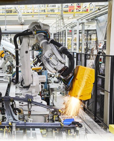 ABB dodá Volkswagenu 800 průmyslových robotů