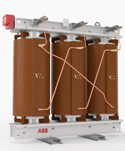 ABB uvedlo na trh první suchý transformátor s digitálním dohledem