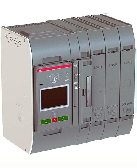 Automatický přepínač zdrojů TruONE od ABB