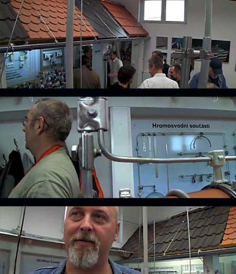 Centrum hromosvodářů v Chomutově slouží už deset let!