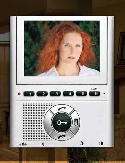 Domácí dorozumívací audio a video systémy TESLA STROPKOV