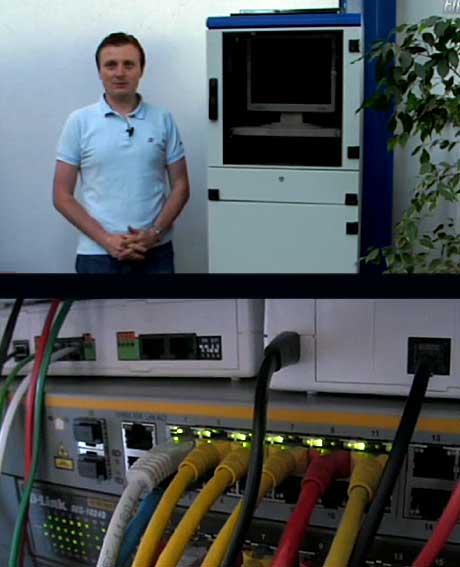 #EH: Jiří Kořínek přestavoval datové průmyslové rozvaděče SCHRACK