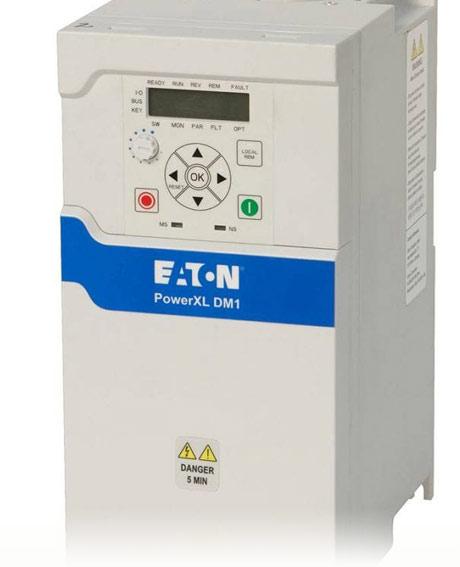 Frekvenční měniče PowerXL DM1