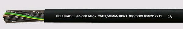 HELUKABEL: Speciální PVC ohebný ovládací kabel JZ-500