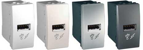 Hledáte USB modul do zásuvky?