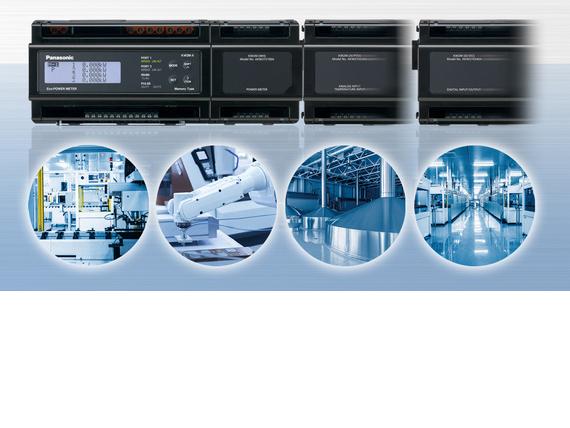 Inteligentní elektroměry Eco POWER METER řady KW2M