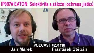 IP007# LIVE EATON: Selektivita a záložní ochrana jističů