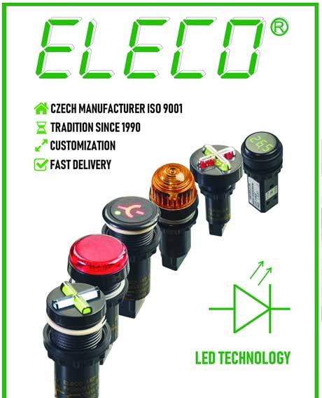 Katalog signálek ELECO 2020