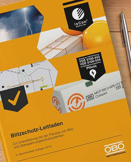 Lightning protection guide by OBO