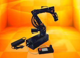 Malé kompaktní robotické rameno