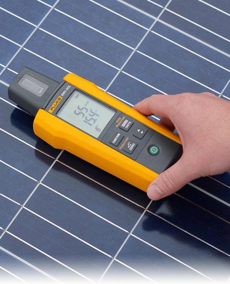 Měřič solárních panelů Fluke IRR1-SOL