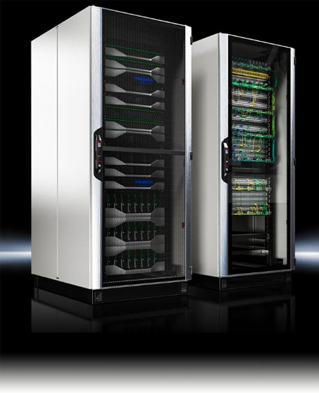Nová generace populárního IT systému Rittal