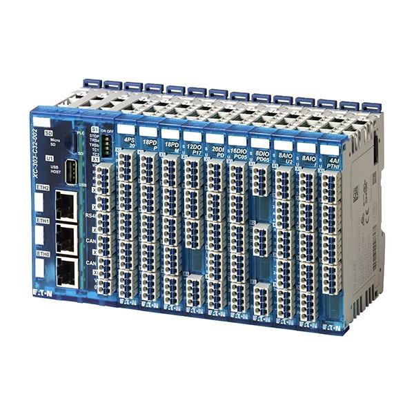 Nové modulární PLC XC300 od společnosti Eaton