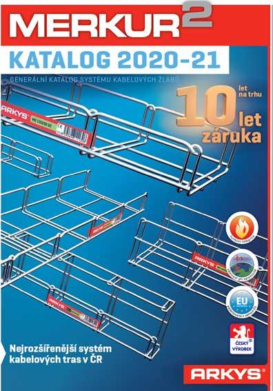 Nový generální katalog MERKUR2 pro rok 2020-21