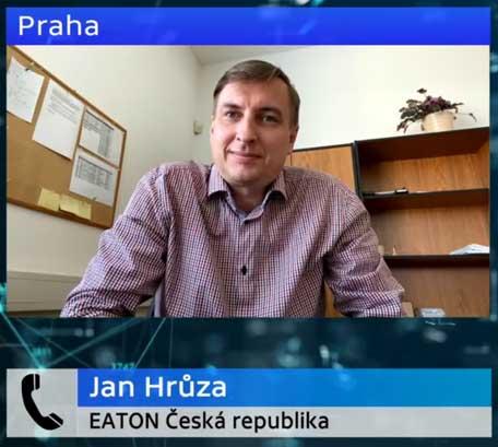Pohled Jana Hrůzy (EATON) na krizi surovin 2021