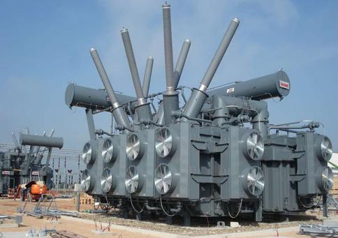 Regulační transformátory v síti plní svůj úkol