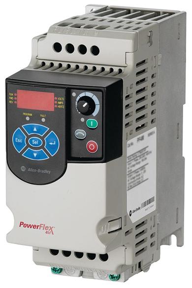 Řízení pohonů s frekvenčními měniči řady PowerFlex 4M