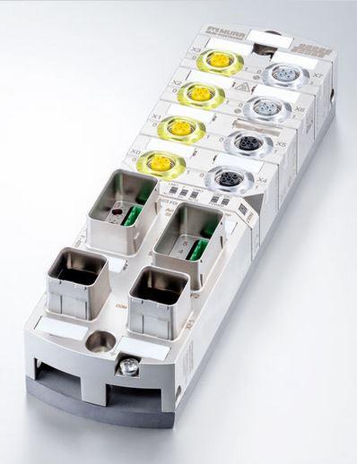 Sběrnicový modul MVK Fusion pro průmyslovou automatizaci