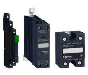 SCHNEIDER ELECTRIC: Nová generace polovodičových relé Zelio Relay SSR