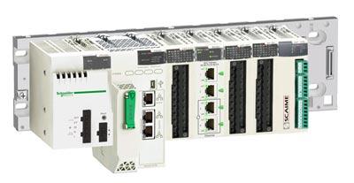 SCHNEIDER ELECTRIC: První skutečný ePAC na světě Modicon M580