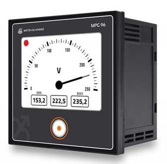 TIP na multifunkční panelový měřící přístroj s TFT displejem