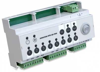 TIP na ovládání topení pomocí AURATON RTH 8D PRO!