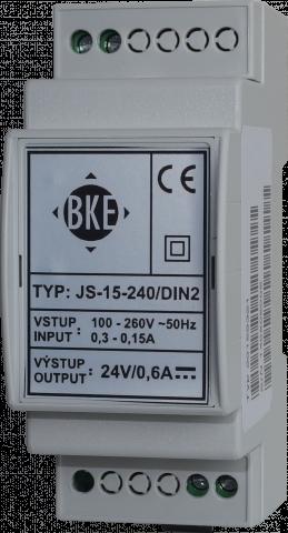 TIP na spínaný napájecí zdroj 15W v provedení na DIN lištu.