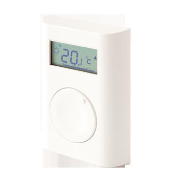 Ušetřete energii díky efektivnímu ovládání teploty
