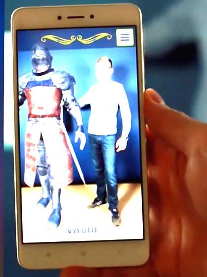 Virtuální realita mezi stroji