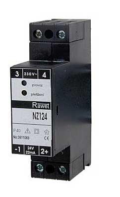 TIP na zdroj 24V DC s toroidním transformátorem a lineárním stabilizátorem, max. 24mA
