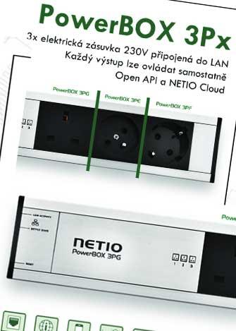 Znáte NETIO PowerBOX 3Px a už jste jej někdy použili?