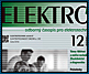 FCC PUBLIC: Vyšel časopis ELEKTRO 12/2012