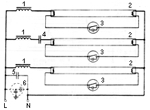 Zarivkove Trubice Konstrukce Zapojeni Elektrika Cz Portal O