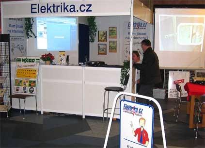 Elektrika.cz (ElektroFest Plzeň 2004)