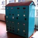 2. Panel pro cvičnou bytovou elektroinstalaci